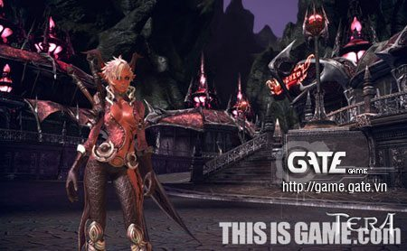 TERA Online: vương quốc bị đày ải của thế giới Arborea 8