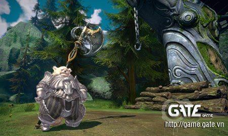 TERA Online: Vương quốc bị đày ải của thế giới Arborea 11