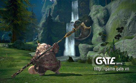 TERA Online: vương quốc bị đày ải của thế giới Arborea 12
