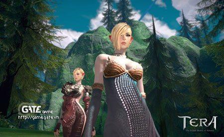 TERA Online: Vương quốc bị đày ải của thế giới Arborea 14