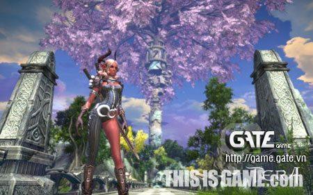 TERA Online: Vương quốc bị đày ải của thế giới Arborea 17