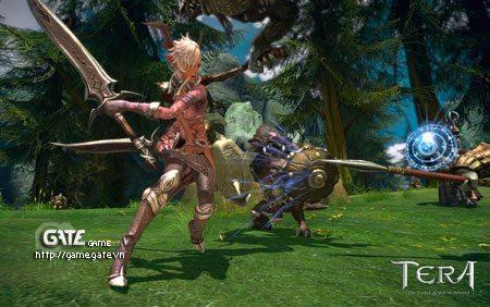 TERA Online: vương quốc bị đày ải của thế giới Arborea 19