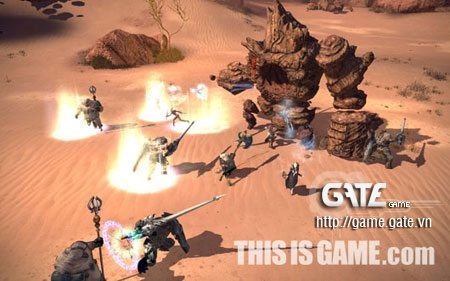 TERA Online: vương quốc bị đày ải của thế giới Arborea 23