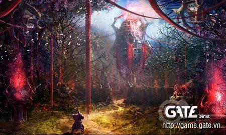 TERA Online: vương quốc bị đày ải của thế giới Arborea 24
