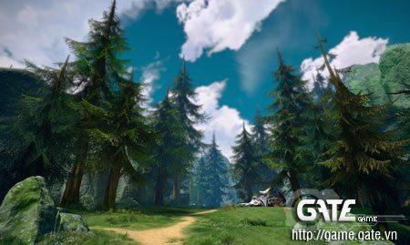 TERA Online: Vương quốc bị đày ải của thế giới Arborea 25