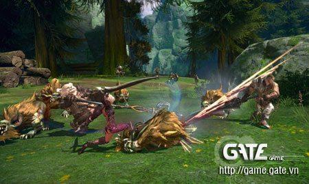 TERA Online: Vương quốc bị đày ải của thế giới Arborea 26