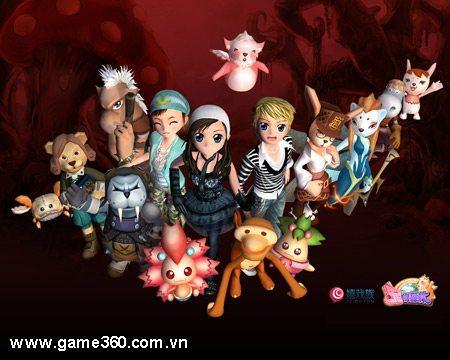 Monster Forest Online chuẩn bị đổ bộ về Việt Nam 2