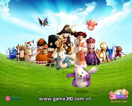 Monster Forest Online chuẩn bị đổ bộ về Việt Nam 4