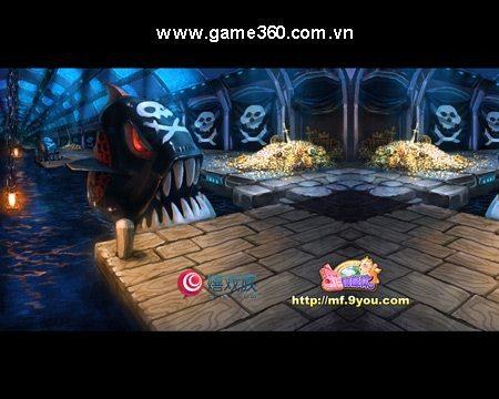 Monster Forest Online chuẩn bị đổ bộ về Việt Nam 6