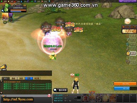 Monster Forest Online chuẩn bị đổ bộ về Việt Nam 8