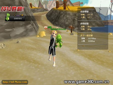 Monster Forest Online chuẩn bị đổ bộ về Việt Nam 10