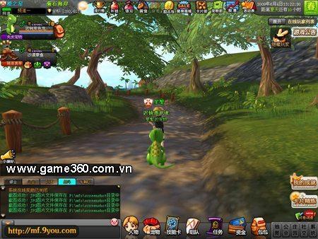 Monster Forest Online chuẩn bị đổ bộ về Việt Nam 11