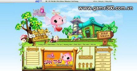 Webgame Vua Pháp Thuật đã ra mắt trang chủ 1
