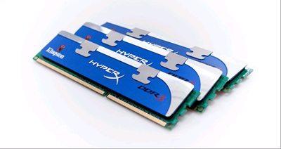 DDR3 HyperX 12GB - Đi đầu cải tiến dung lượng RAM 1