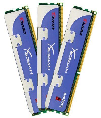 DDR3 HyperX 12GB - Đi đầu cải tiến dung lượng RAM 3