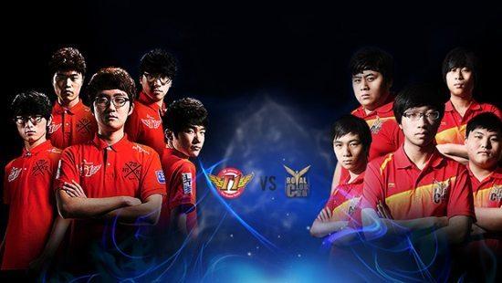 LMHT: Trực tiếp SK Telecom T1 đối đầu Royal Club
