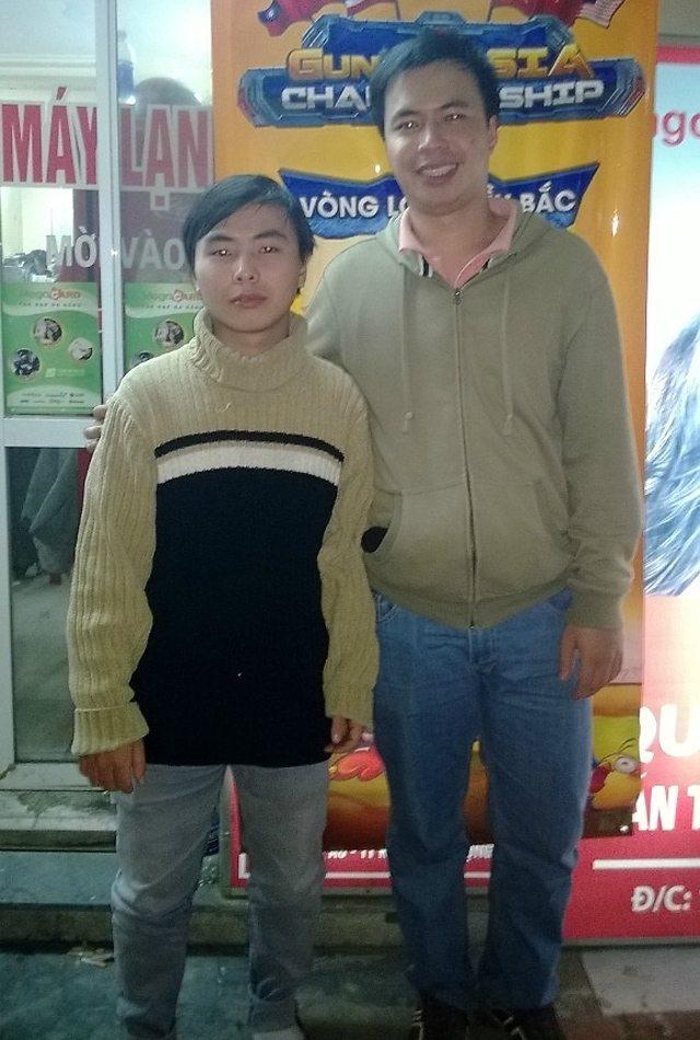 Phạm Trung Dũng và Phạm Sơn Hải đã giành được vé tham gia Gunny Asia Championship 2013