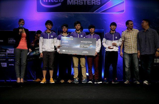 Cyber Games Arena LEGENDs vô địch hạng nghiệp dư