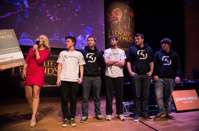 SK Gaming vô địch nội dung Liên Minh Huyền Thoại tại DreamHack Winter 2013