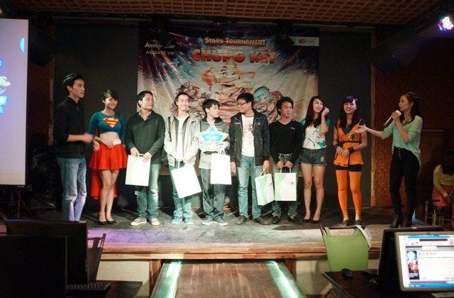 Quẩy Lên, nhà vô địch Stars Tournament tại Hà Nội