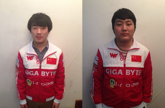 Hai thành viên mới gia nhập Team WE từ RisingStars Gaming