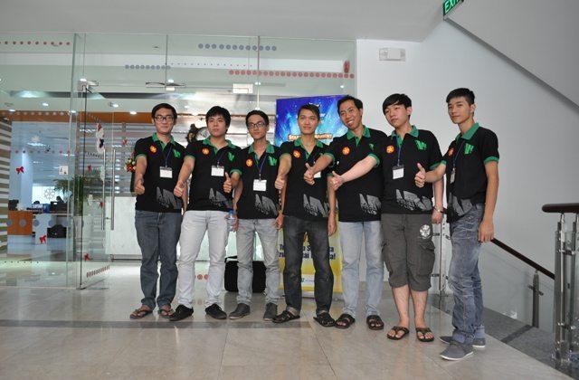Đội PAT 6 Tuổi tham gia lễ bốc thăm vòng chung kết Stars Tournament