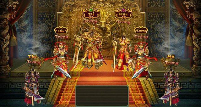 Đây là cơ hội để người chơi Võ Lâm Chi Mộng xây dựng bá nghiệp cùng chiến hữu
