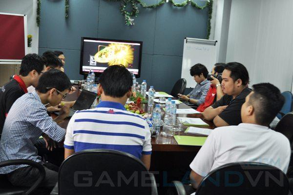 goPlay và Bạch Tuộc Số gặp gỡ giới truyền thông tại TP.HCM