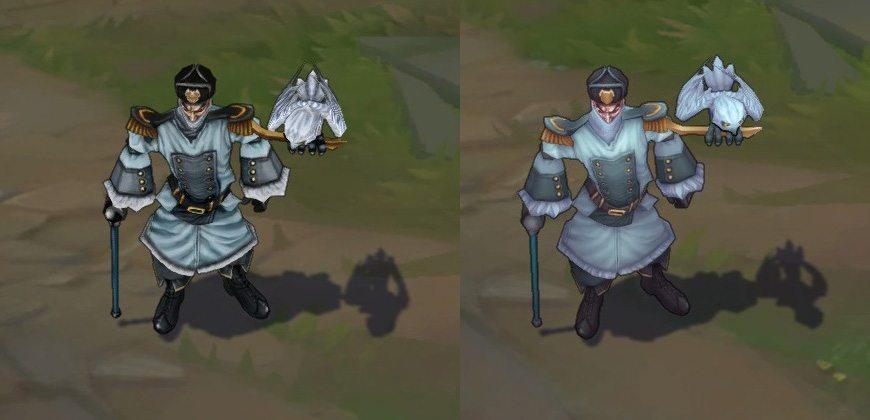 Trước (trái) và sau (phải) cân bằng hình ảnh
