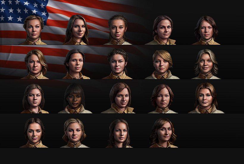 Kíp lái nữ quốc tịch Mỹ