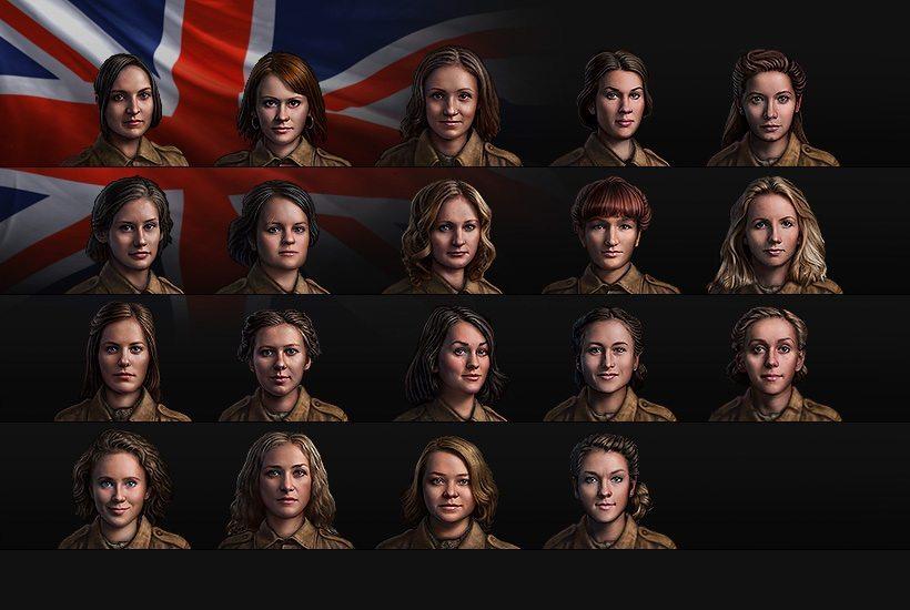 Kíp lái nữ quốc tịch Anh