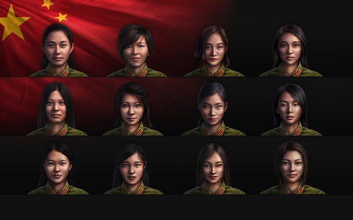 Kíp lái nữ quốc tịch Trung Quốc