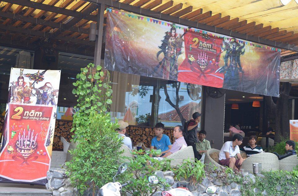 Ân Nam Cafe, địa điểm gặp gỡ cộng đồng Độc Cô Cửu Kiếm tại TP.HCM