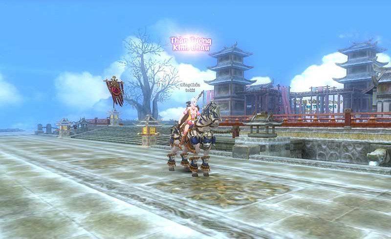 Công chúa Tokki trong Ngự Long Tại Thiên