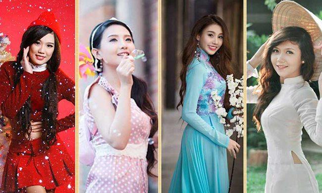 Bốn nàng công chúa Ngự Long Tại Thiên