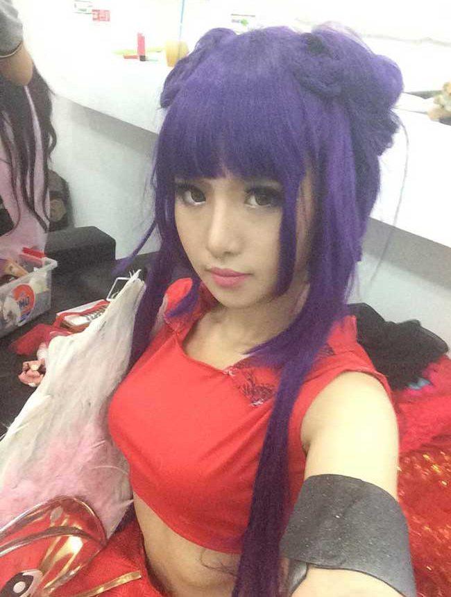 Hậu trường chụp ảnh cosplay của 4 nàng công chúa