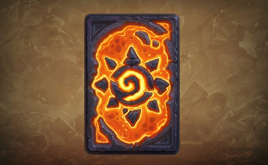 Card back Molten Core