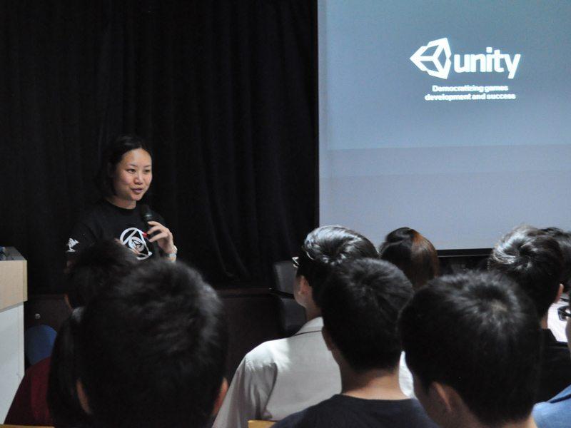 Bà Joyce Law, Giám đốc Kinh doanh của Unity Technologies Singapore