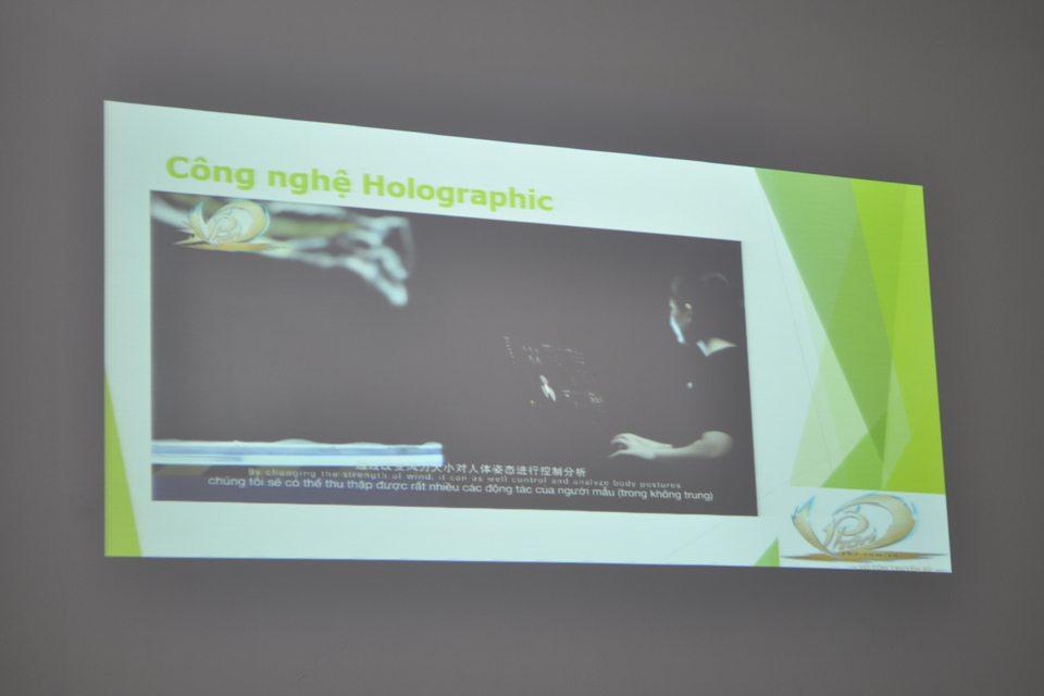 Võ Hồn 2 áp dụng công nghệ Holographic giúp các chuyển động trong game trở nên chân thực hơn