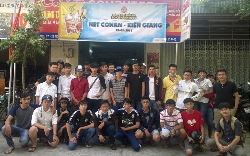 Cộng đồng 3Q Củ Hành tại Kiên Giang