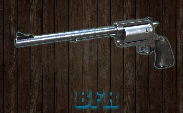 BFR có lực phá hoại lớn do sử dụng đạn 12.7x108mm
