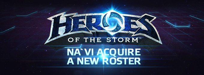 Natus Vincere thành lập đội tuyển Heroes of the Storm