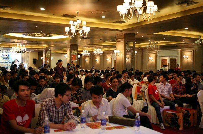 Ngày Hội Lẩu Hành tại Hà Nội thu hút được đông đảo game thủ tham gia