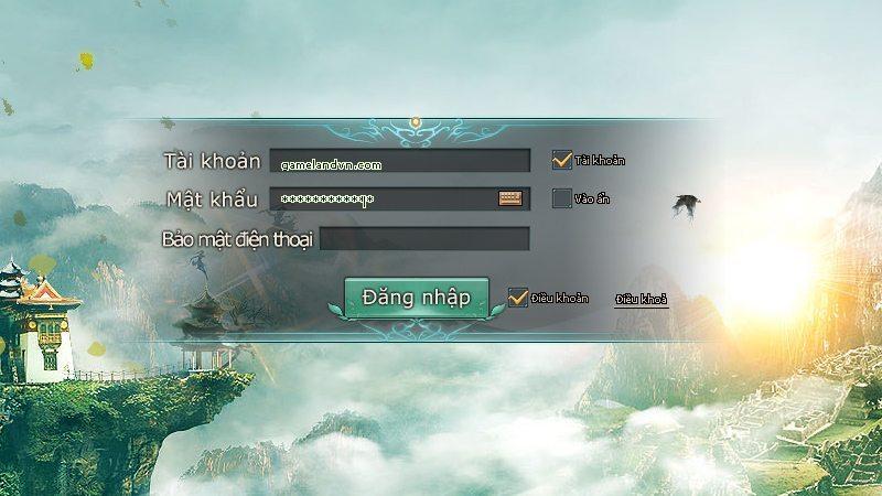 Người chơi sẽ phải thực hiện thêm thao tác nhập OTP khi đăng nhập Kiếm Thế 2