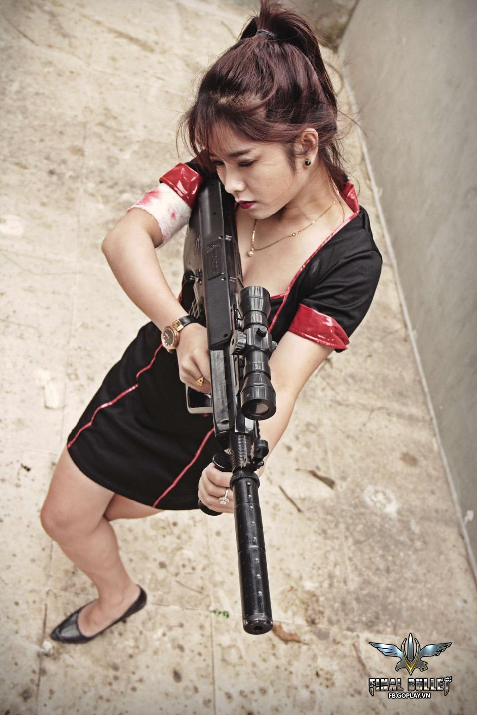 cosplay Final Bullet