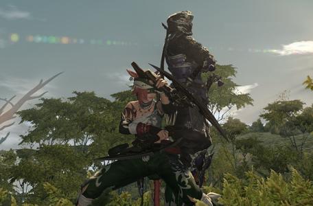 Cận cảnh Rogue và Ninja trong FFXIV 5