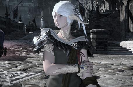 Final Fantasy XIV: Lộ diện chủng tộc mới Au Ra 4