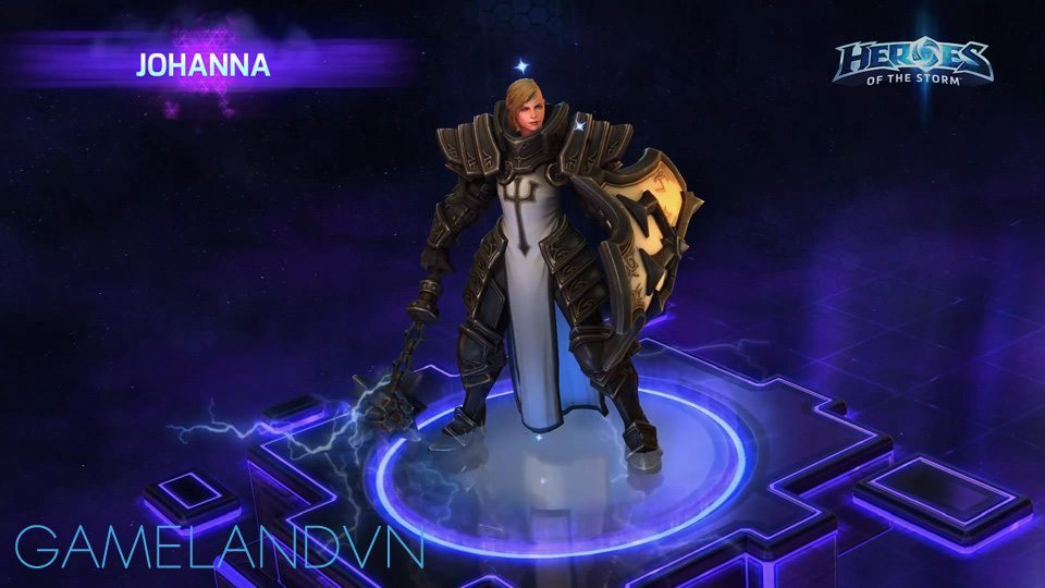 Johanna Heroes of the Storm