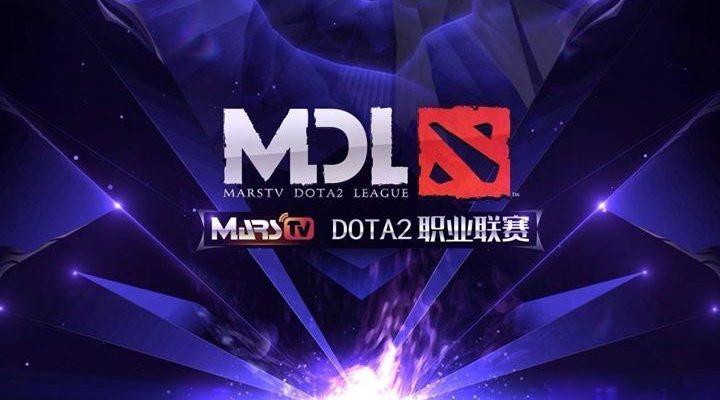 MarsTV Dota2 League 2015