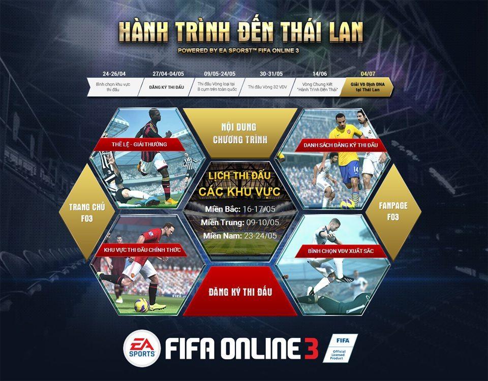 Vietnam Esports khởi động giải đấu FIFA Online 3 mới